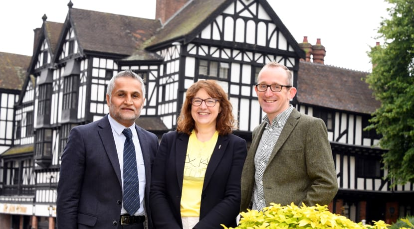 Ground-breaking heritage charity appoints new directors