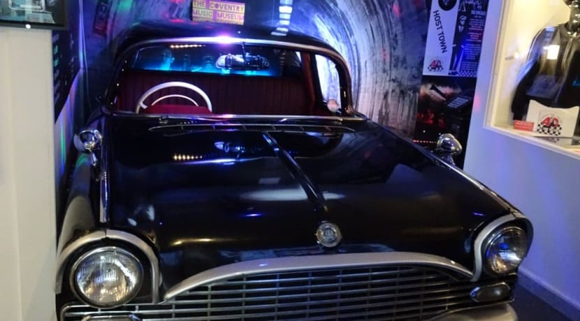 All The Car's A Stage at Coventry Music Museum