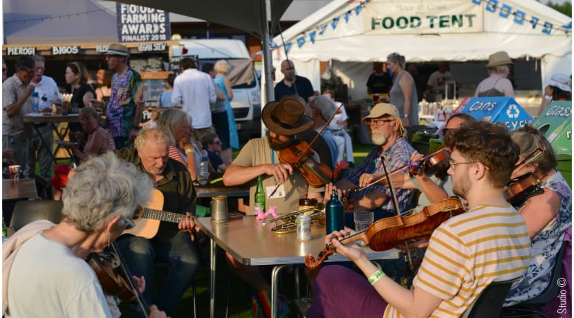 40th Warwick Folk Festival attracted record numbers