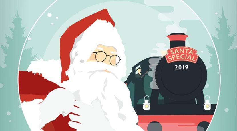 New Santa specials on Severn Valley Railway