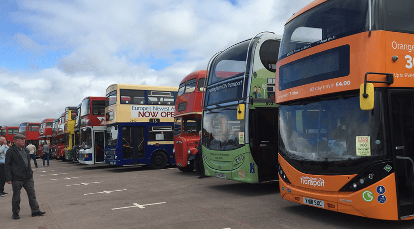 Bus festival rolls into Gaydon museum this Sunday