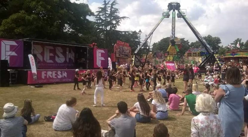 Warwick's Party in the Park returns for second year