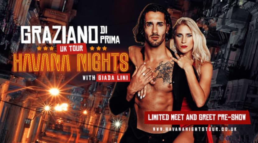 Graziano Di Prima: Havana Nights