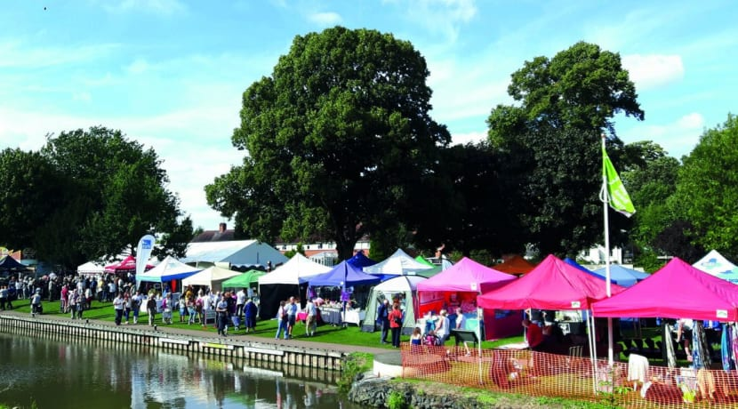 Annual Salt Fest returns to Droitwich this weekend