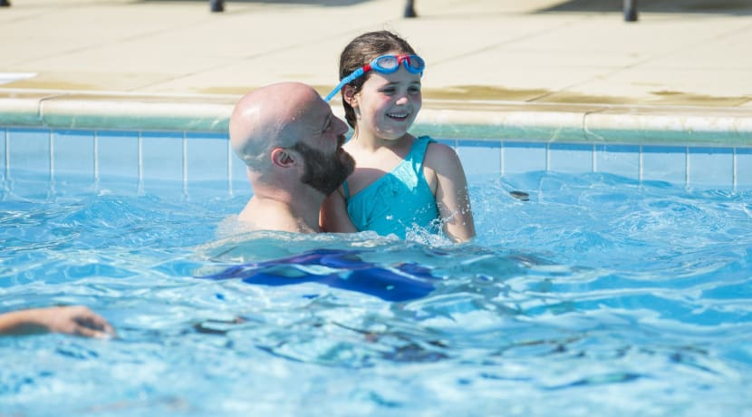 Outdoor pool set to open in Coventry