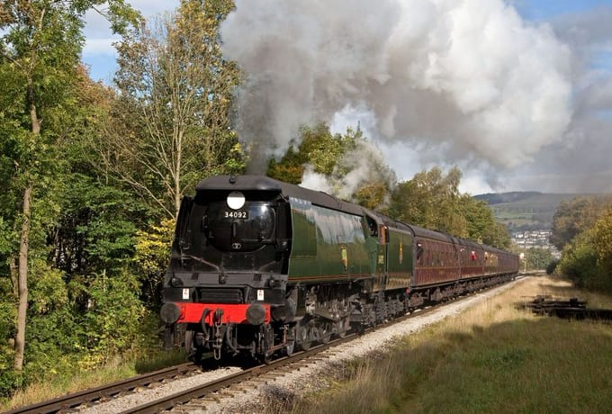 Severn Valley Railway's Autumn Steam Gala features three visiting locomotives