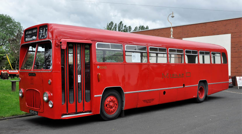 Wythall Transport Museum bus service under threat