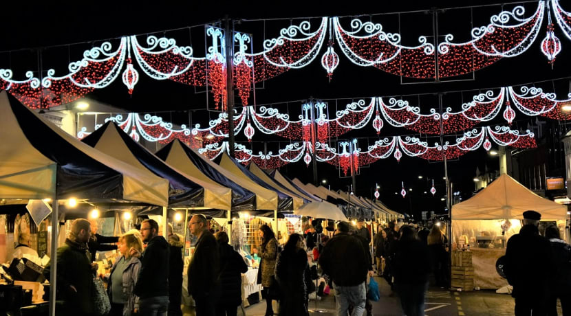 Stratford Upon Avon Victorian Christmas Market returns for a third year