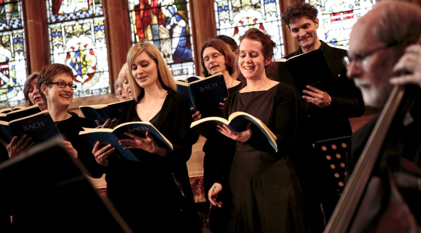 Renowned choir bring stories and music from the church in Rome to local venues