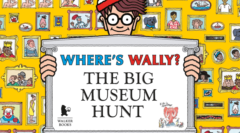 Where's Wally will be hiding in Coventry this half-term