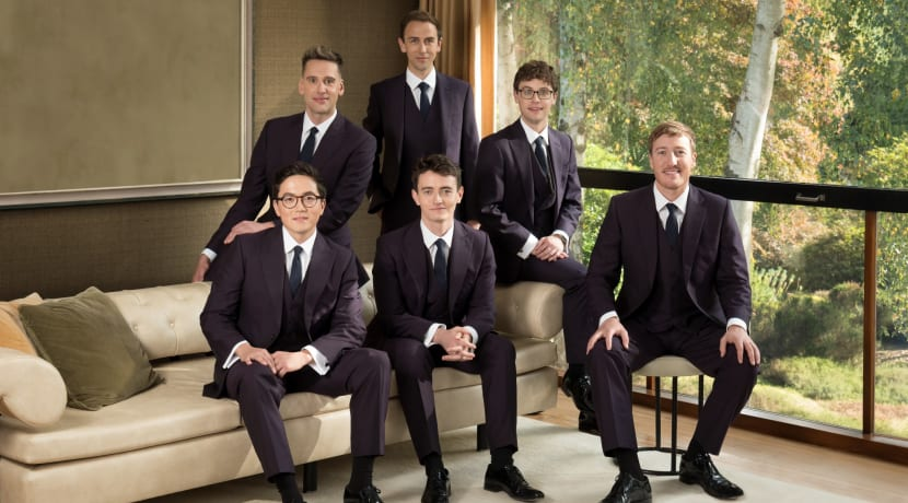 Rare chance to hear world-famous vocal group The King's Singers in the Midlands