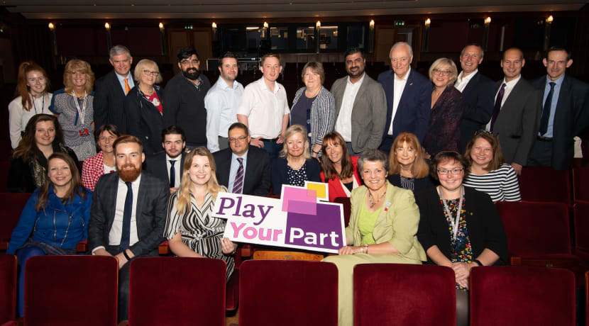 Businesses urged: 'Play Your Part' in Belgrade appeal