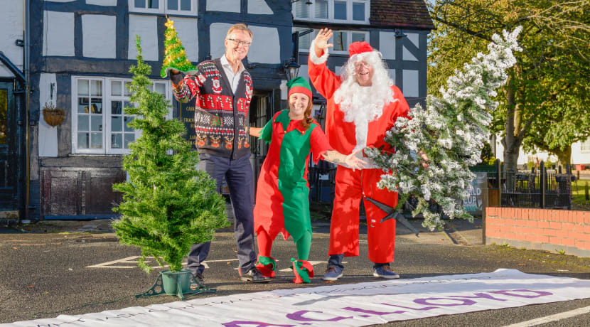 Whitnash festive celebrations to be bigger and better