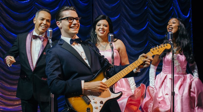 Buddy - The Buddy Holly Story celebrates 30 years on stage at the Belgrade Theatre