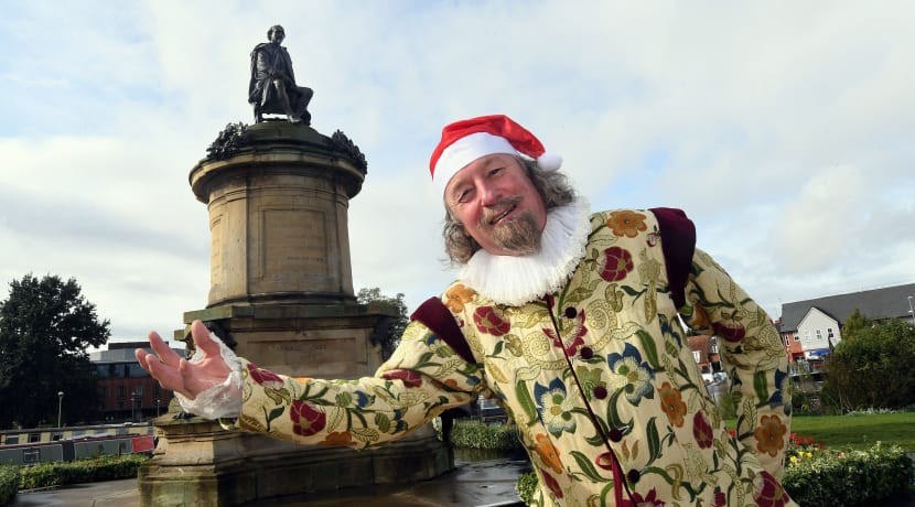 Stratford-upon-Avon is preparing for the Victorian Christmas Market to return for the third year