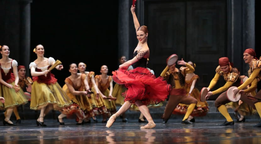 Russian State Ballet return to the Belgrade with a trio of classics