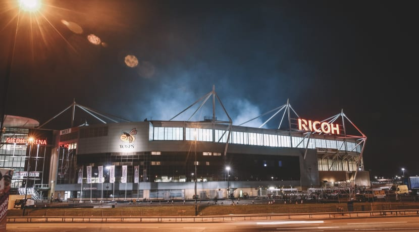 Robotics and Automation comes to Ricoh Arena