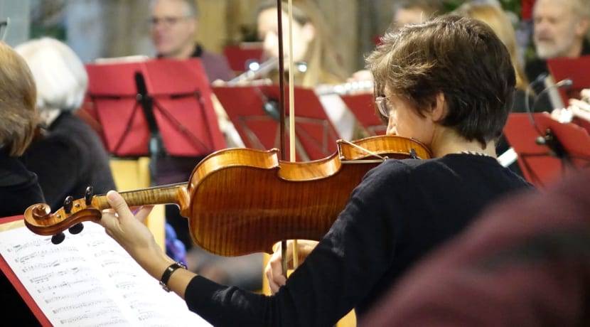 Local orchestra to play Autumn Concert at Pershore Abbey