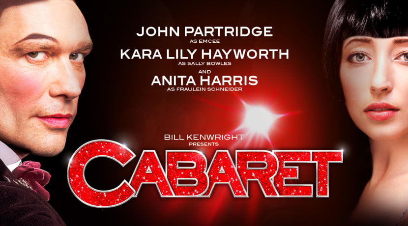 Life is a cabaret at Malvern Theatres later this month