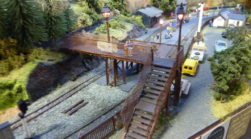 Model railway exhibition to be held in Hobs Meadow