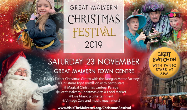 Christmas Festival returns to Malvern