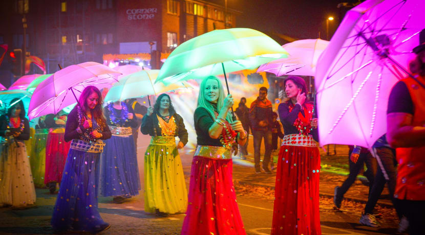Carnival of Lights is a spectacular success for Coventry