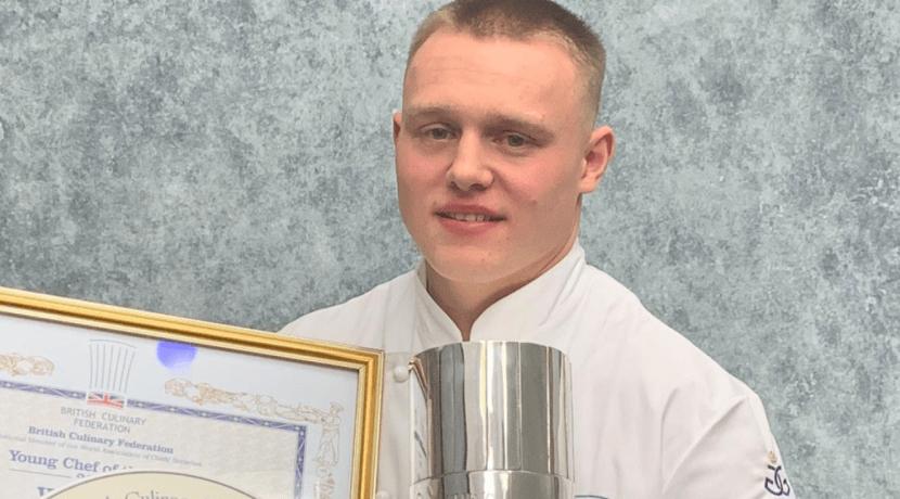 Young Kenilworth chef receives prestigious award