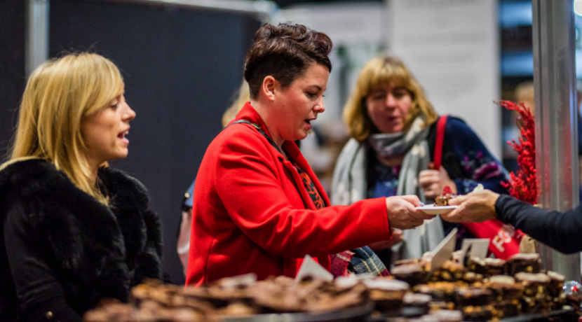 Hereford and Worcester independent food producers thriving at BBC Good Food Show