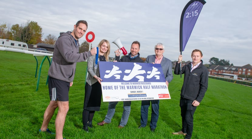Warwick Half Marathon to be debut fundraising event for national children's charity