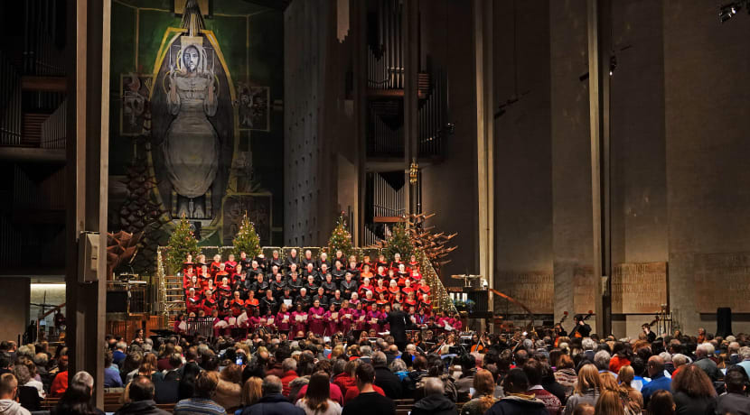 Popular Christmas concert is set to spread festive cheer once again
