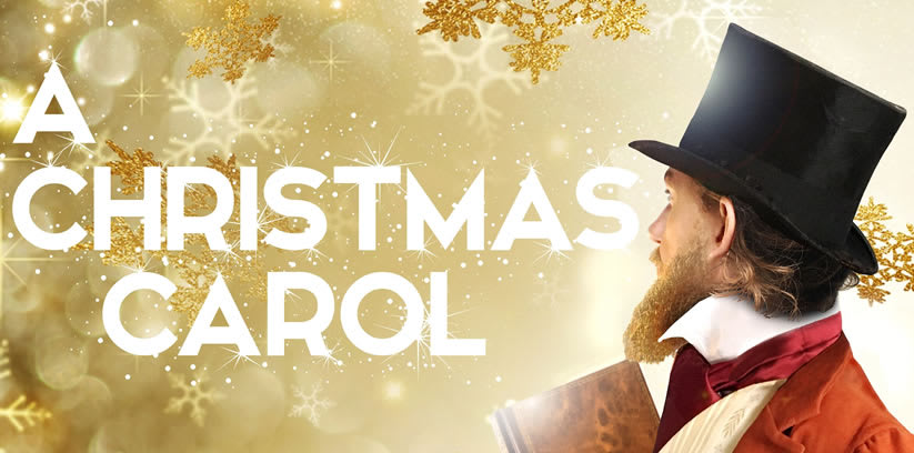One-man Christmas Carol plays in Worcestershire