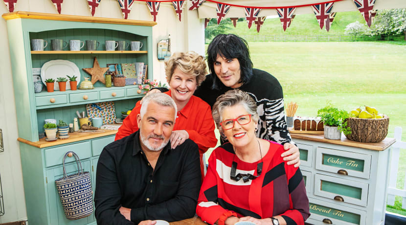 Apply now to be a contestant on The Great British Bake Off