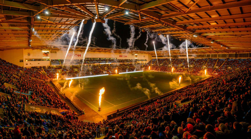 Wasps gearing up for bumper Christmas clash at Ricoh Arena