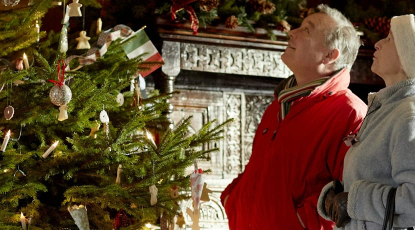 Kick start your festive celebrations at Baddesley Clinton and Packwood this Christmas