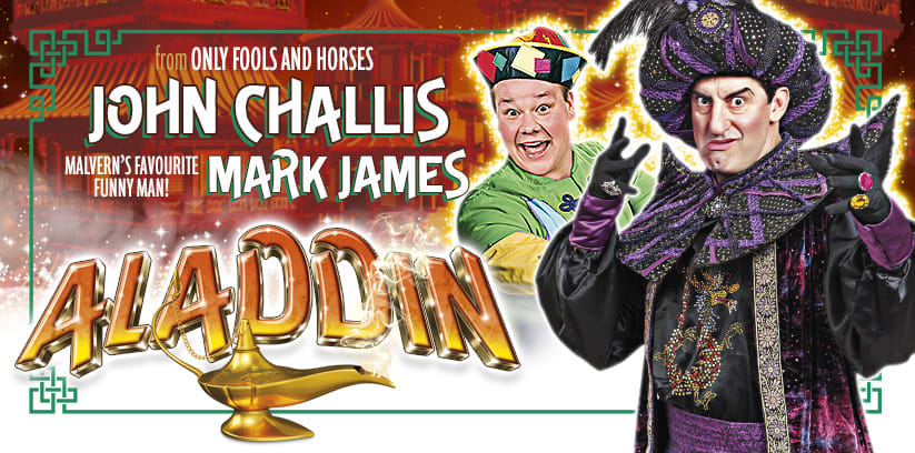 Family favourite pantomime flies into Malvern this week