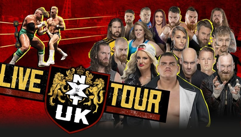 WWE returns to Coventry in 2020