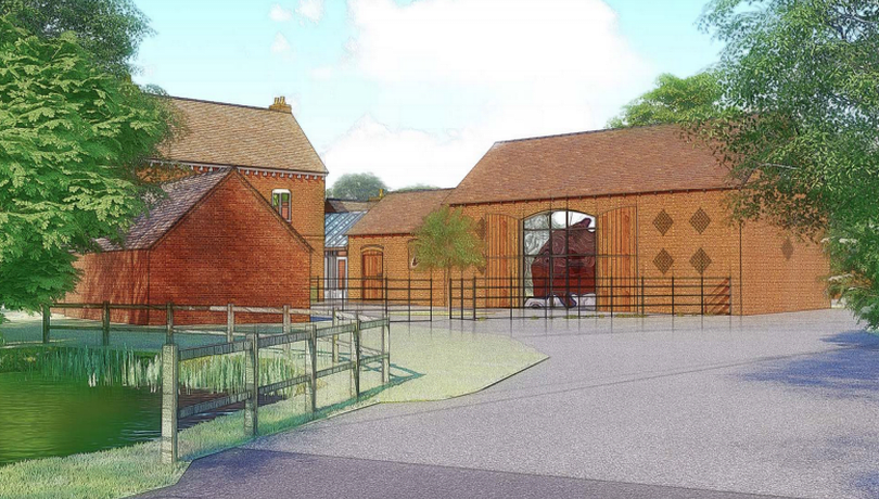 New pub to be built in Tidbury Green village