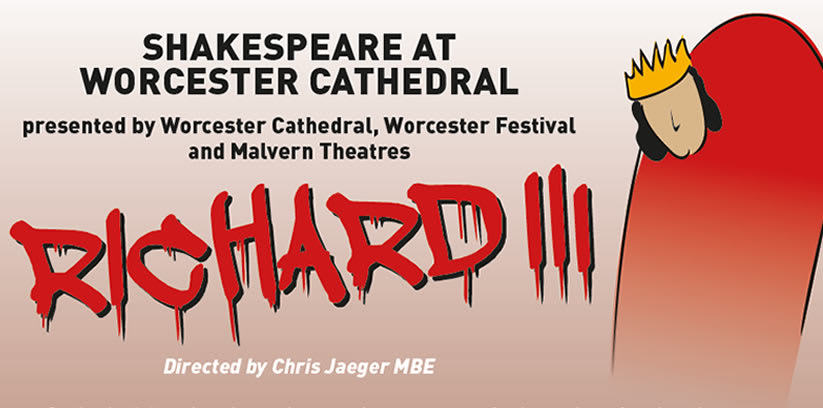 Shakespeare to be performed in iconic Worcester venue