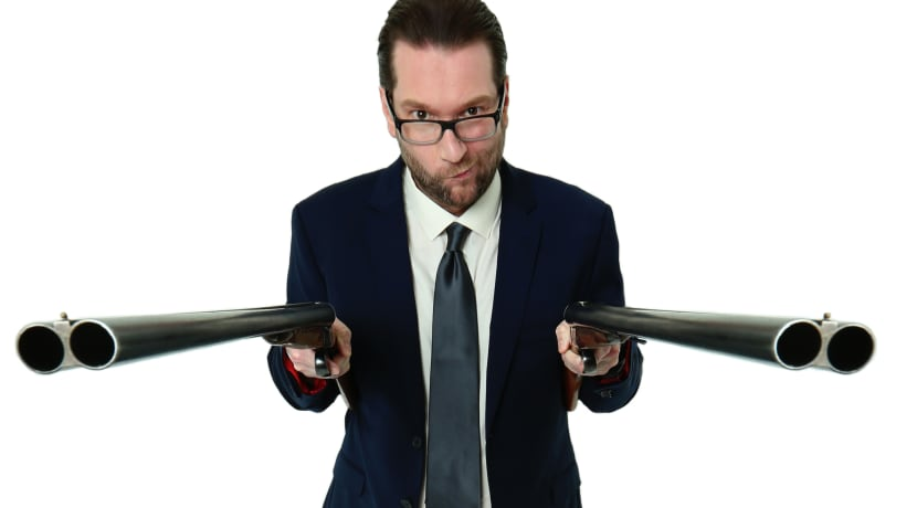 Gary Delaney speaks ahead of his Bromsgrove stand up show