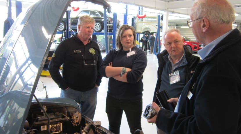 Learn new skills at British Motor Museum spring workshops