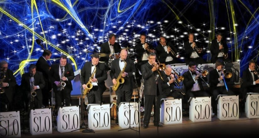 The Syd Lawrence Orchestra