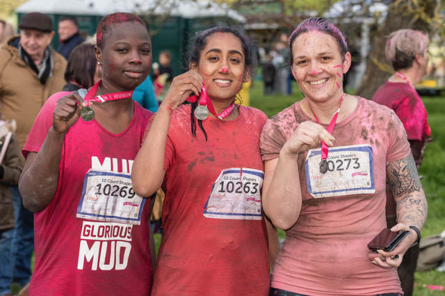 New venue for Coventry Race For Life at the University of Warwick