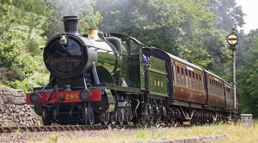 Dates announced for the Severn Valley Railway's Spring Steam Gala