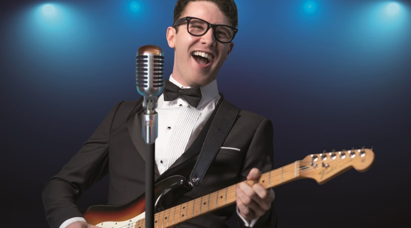 Put a spring in your step with Buddy Holly & the Cricketers