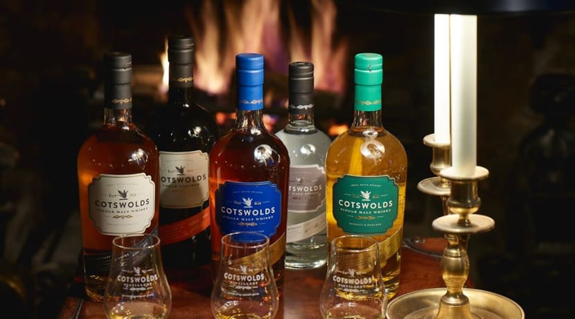 Enjoy a night with Cotswolds Distillery at Broadway venue