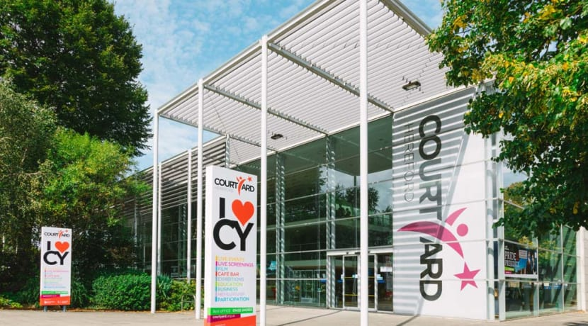 The Courtyard selected to join Accelerator Programme
