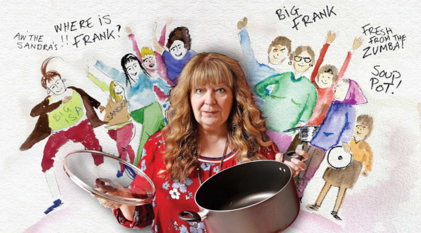 Queen of Scottish comedy Janey Godley comes to the Artrix