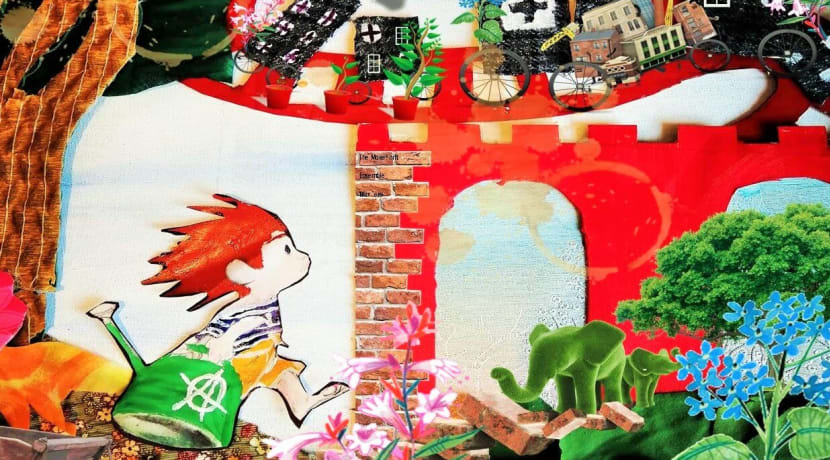 Award-winning children's book brought to life in Worcester