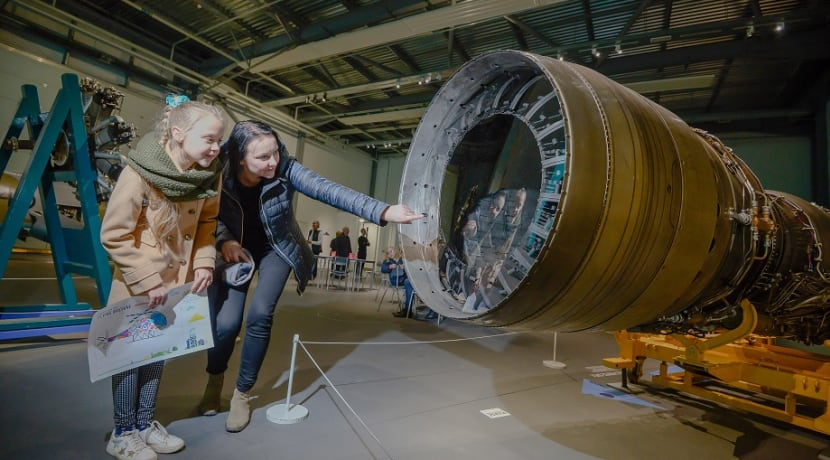 World exclusive interactive exhibition comes to Coventry Transport Museum