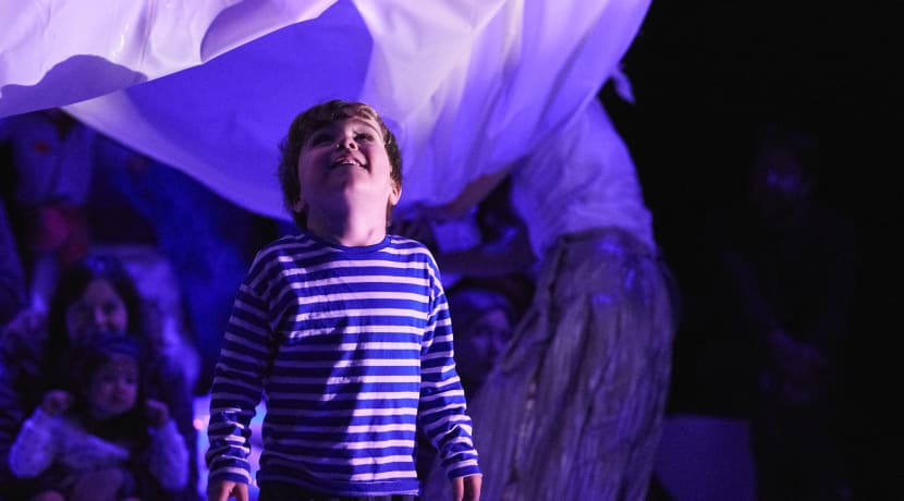 Magical sensory show for under 5's plays in Coventry this February